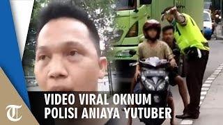 Viral Video 2 Oknum Polisi Pukul Warga yang Rekam Razia, Sosok Korban Ternyata Bukan Orang Biasa