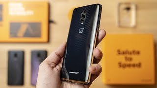 OnePlus 6T McLaren Unboxing - Orange is the New Black!