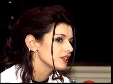 Emma Shapplin video Entrevista CM - Argentina | 1999