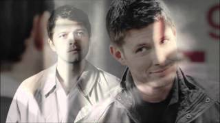 Dean & Cas | Without you, I'm just a sad song.