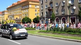 preview picture of video 'Havířov v květech 2012 - CELÝ PRŮVOD (41 minut)'