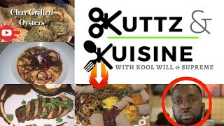 KUTTZ & KUISINE Foodie Travel Collage Video Ft Barbers, Family, And Friends.