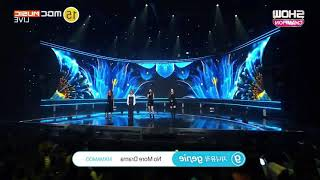 MAMAMOO (마마무) - No More Drama (Stage Mix Mirrored Dance)