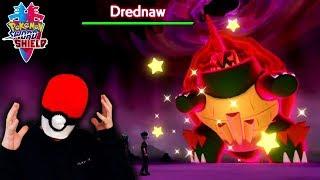 Drednaw  - (Pokémon) - SHINY GIGANTAMAX DREDNAW RAID! Max Raid Shiny Pokemon Live Reaction