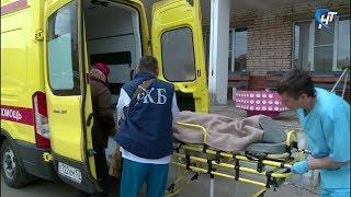 Восьмилетний пациент детской областной больницы был отправлен в Санкт-Петербург в Педиатрическую академию