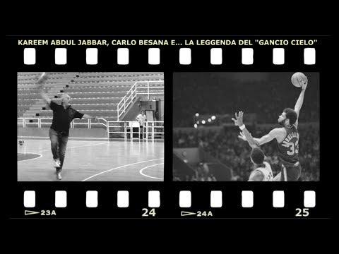 "Kareem Abdul Jabbar, Carlo Besana e la leggenda del ""gancio cielo""..."