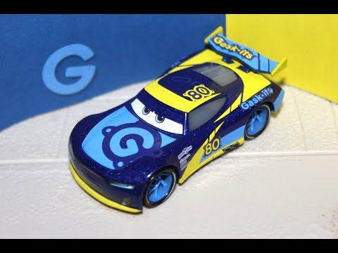 Mattel Disney Cars 3 Dan Carcia (Next-Gen Gask-its #80) Piston Cup Racer