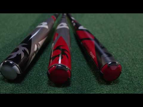 2017 DeMarini Voodoo One Senior League Baseball Bat: DXVOZ
