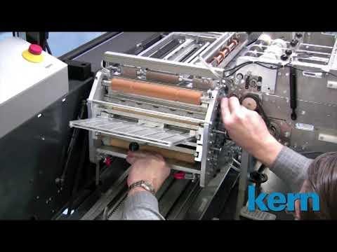 Kern 2600 Modular Inserting System