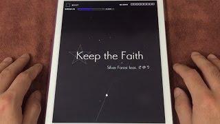 Keep The Faith (AC-HARD) 理論値 【GROOVE COASTER 2 Original Style 手元動画】