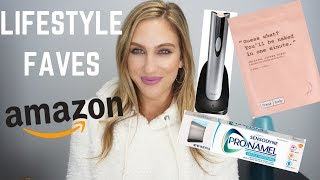 CURRENT LIFESTYLE FAVORITES   AMAZON, FASHION, FITNESS + MORE