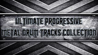 Ultimate Progressive Metal Drum Tracks Collection (HQ,HD)
