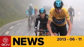 Tour De Suisse And The Critérium Du Dauphiné - GCN Weekly Cycling News Show - Episode 24