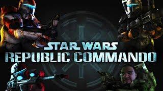 [18+] Шон играет в Star Wars: Republic Commando (Xbox/Xbox One X 2005)