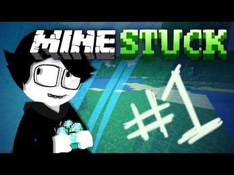 Homestuck in Minecraft?!?! [MINESTUCK PART 1]