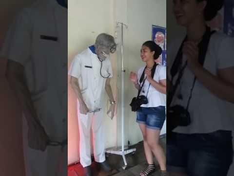 Video WbL wisata bahari Lamongan rumah sakit hantu