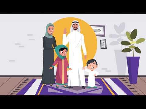 متى العزل المنزلي؟ فيديو يشرح مثال لعائلة أصيب أحد أفرادها