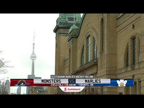 Monsters vs. Marlies | Apr. 14, 2019