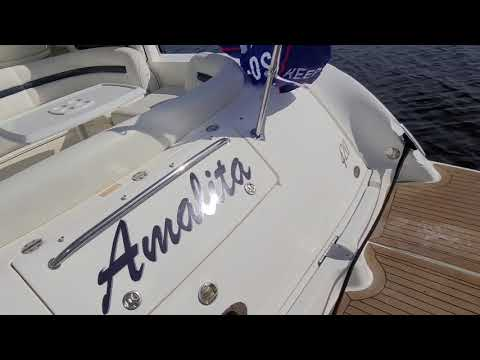 Sea Ray 420 Sundancer video