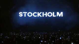 Avicii - Intro (Live @ Tele2Arena 2014 Stockholm)