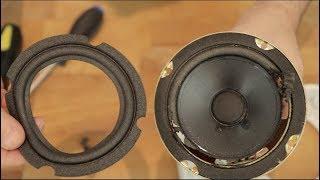 JBL Control 1G - SPEAKER REFOAM ,SPEAKER REPAIR ,Sicken Reparatur