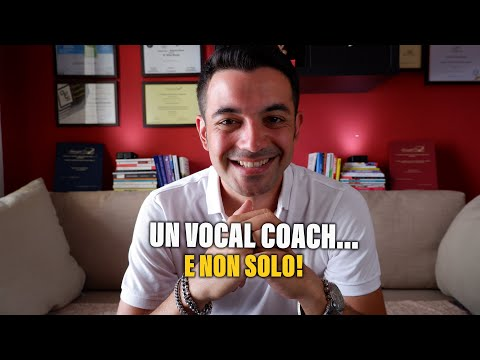 Un Vocal Coach... e non solo! - Damiano Restuccia Vocal Studio