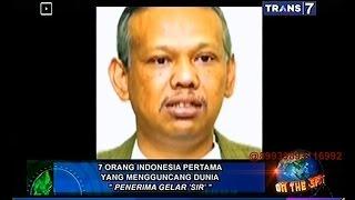 On The Spot - 7 Orang Indonesia Pertama yang Mengguncang Dunia