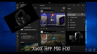 How to fix Mic Noise in Xbox App on PC
