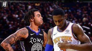 New York Knicks vs Golden State Warriors - Full  Highlights | December 11, 2019 | 2019-20 NBA Season