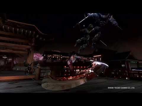 Видео № 1 из игры Ninja Gaiden: Master Collection [PS4]