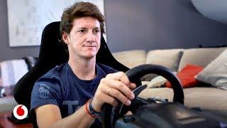 Lucas Ordóñez, de piloto de videojuegos a las 24 horas de Le Mans