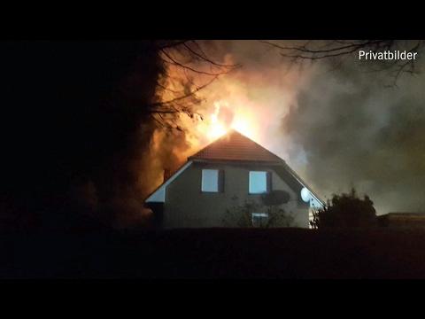 Gefahr: zu wenig Löschwasser für Feuerwehren in Mecklenburg-Vorpommern, u.a. Gägelow | Panorama 3 |