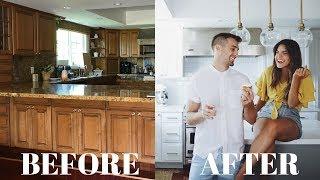 Our Dream Kitchen Transformation