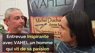 Entrevue inspirante avec un homme de cœur! Amour Universel