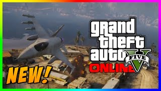 GTA 5 NEW Mammoth Hydra Jet Details & All Patch 1.16 Vehicles Prices! (GTA V)