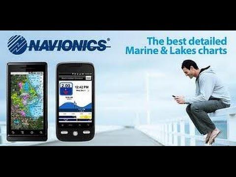 Navionics Boating US & Canada iOS App Review