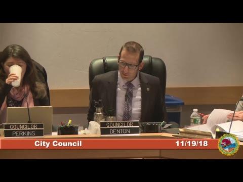 City Council 111918