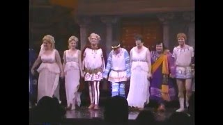 NATHAN LANE in FORUM '96-Finale/Curtain Call