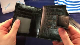 Deelfel - портмоне / кошелёк из натуральной кожи для мужчин из Aliexpress: отличное качество!