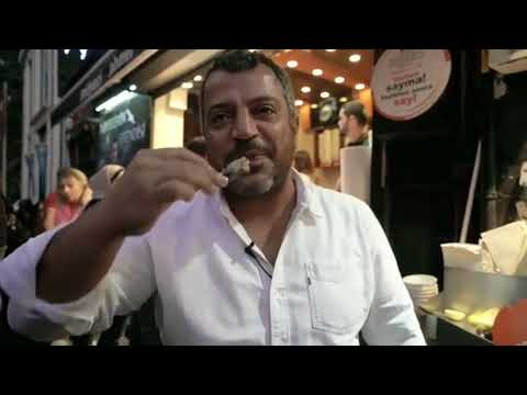 Midyeci Ahmet Midyelerin Nasıl Açılıp Yendiğini Yemekten Anlatamadığı Anı!