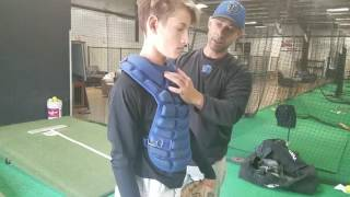 How To Take Care Of Your Catchers Gear.