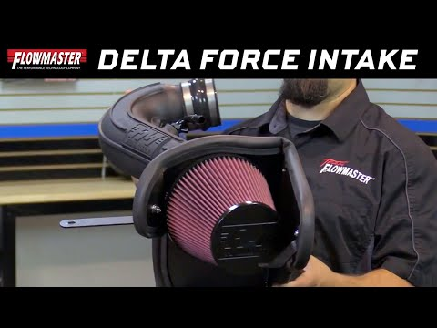 2011-14 Ford Mustang GT 5.0L -  Delta Force Performance Air Intake
