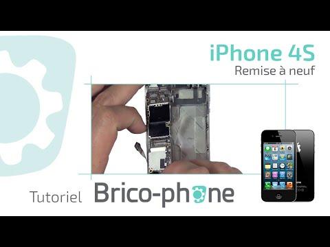Comment reparer des ecouteur d'iphone 5