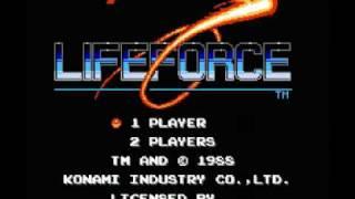 Life Force (NES) Music - Boss Battle