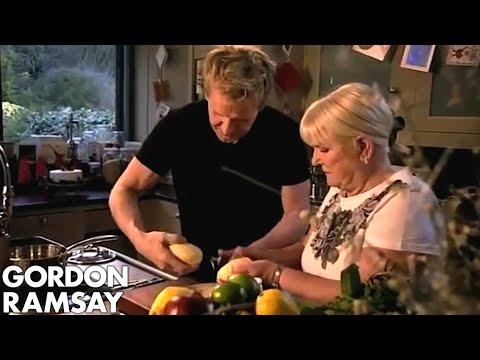 Vánoční recepty Gordona Ramsayho - Opečené brambory