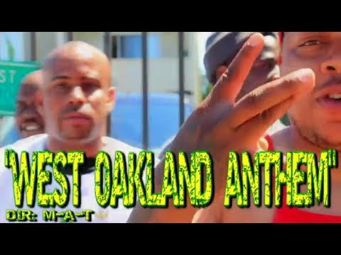 WEST OAKLAND ANTHEM