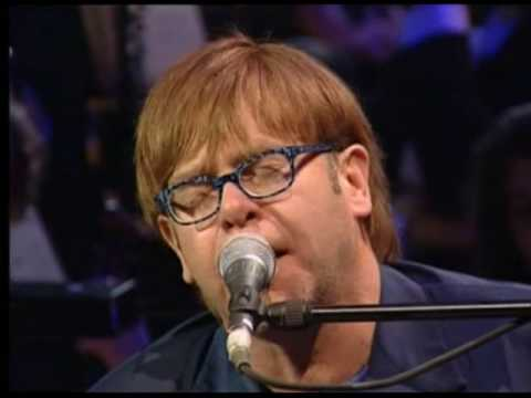 Elton John  -   Dont let the sun go down on me live