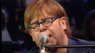 """Video thumbnail of """"Elton John  -   Dont let the sun go down on me live"""""""