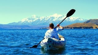 Banjo Tours Lake Titicaca Kayak Adventure