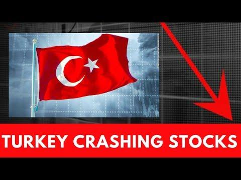 STOCK MARKET NEWS - TURKEY CRASHING EMERGING MARKETS